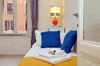 neat furnishings in Rome - Charming Vatican Museums 3BR luxury apartment