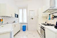 awesome kitchen of Rome - Charming Vatican Museums 3BR luxury apartment