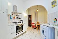 cool modern appliances in Rome - Charming Vatican Museums 3BR luxury apartment