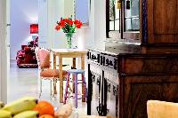 fine-crafted furniture in Rome - Charming Vatican Museums 3BR luxury apartment