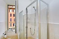 invigorating shower in Rome - Charming Vatican Museums 3BR luxury apartment