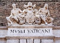 the great Musei Vatican near Rome - Charming Vatican Museums 3BR luxury apartment