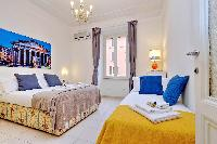 nice bedroom in Rome - Charming Vatican Museums 3BR luxury apartment