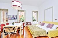 delightful sitting area in Rome - Grand Trevi Fountain luxury apartment