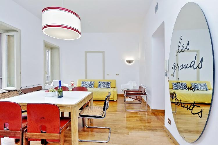nice Rome - Grand Trevi Fountain luxury apartment and vacation rental
