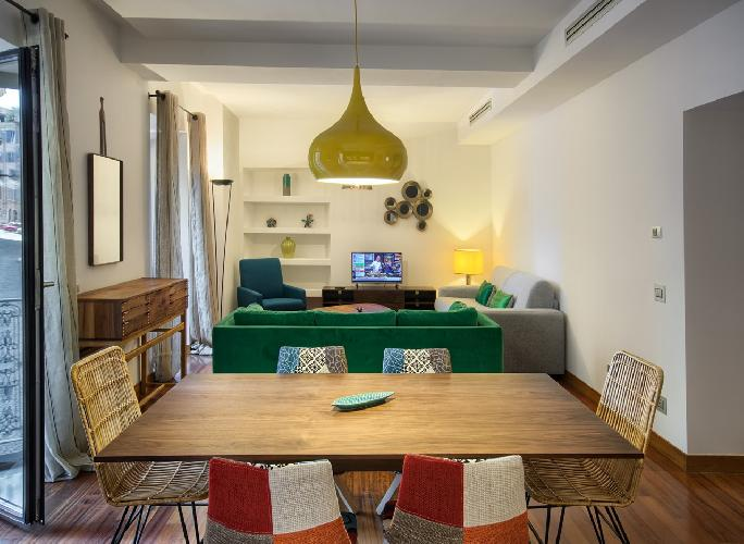 fully furnished Rome - Charming Urbana Colosseum luxury apartment
