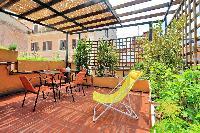 Rome - Navona Penthouse Terrace