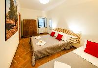 well-appointed Rome - Luxury Navona Terrace 2BR luxury apartment