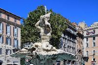 awesome landmarks near Rome - Boccaccio Trevi Fountain 2BR luxury apartment