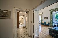 spacious Rome - Popolo Villa Borghese View luxury apartment