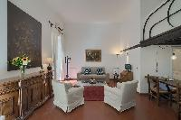 fully furnished Rome - Clementina Colosseum 1BR luxury apartment