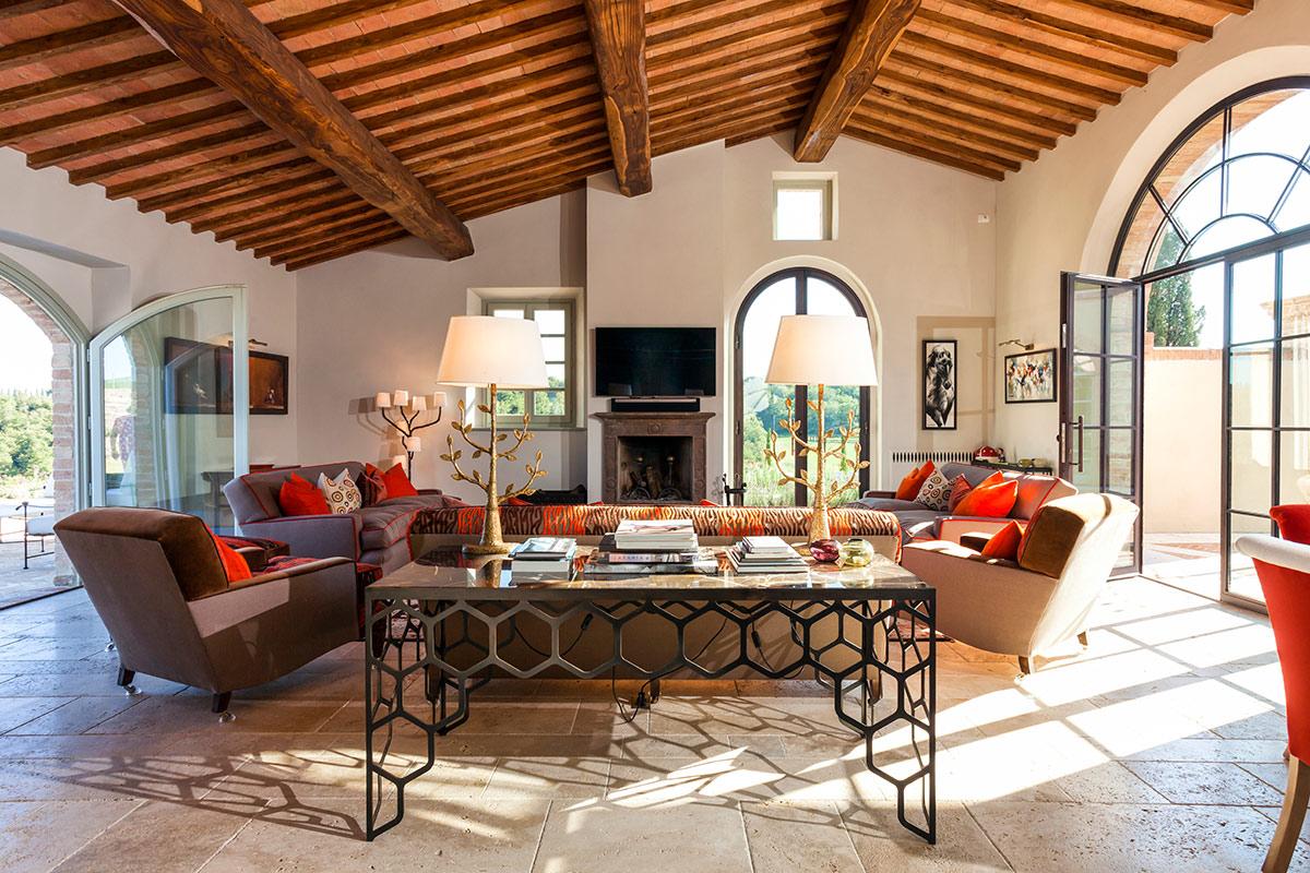 Tuscany - Villa San Luigi