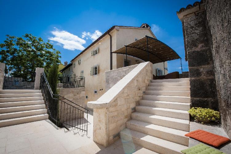 cool multilevel Croatia - Villa Tona luxury apartment