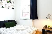 nice bedroom furnishings in London Charming and Modern Camden luxury apartment