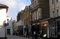 quaint and quirky shops near Designer Central London Home