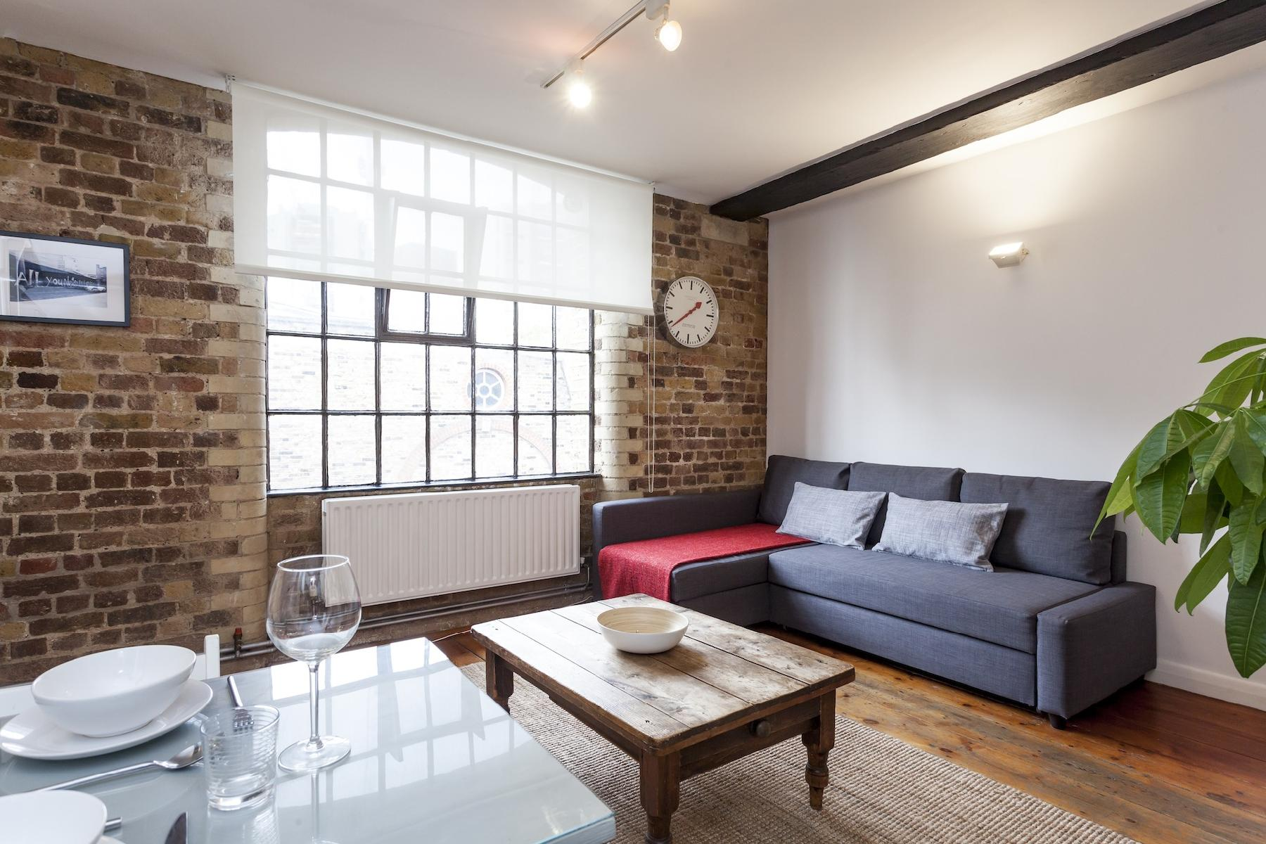 London - Stylish Warehouse Apartment