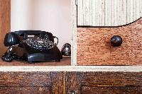 vintage touches in London Boutique East London Home luxury apartment