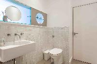 cool and fresh lavatory in London Boutique East London Home luxury apartment