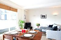 bright and breezy London City of London Penthouse luxury apartment and vacation rental