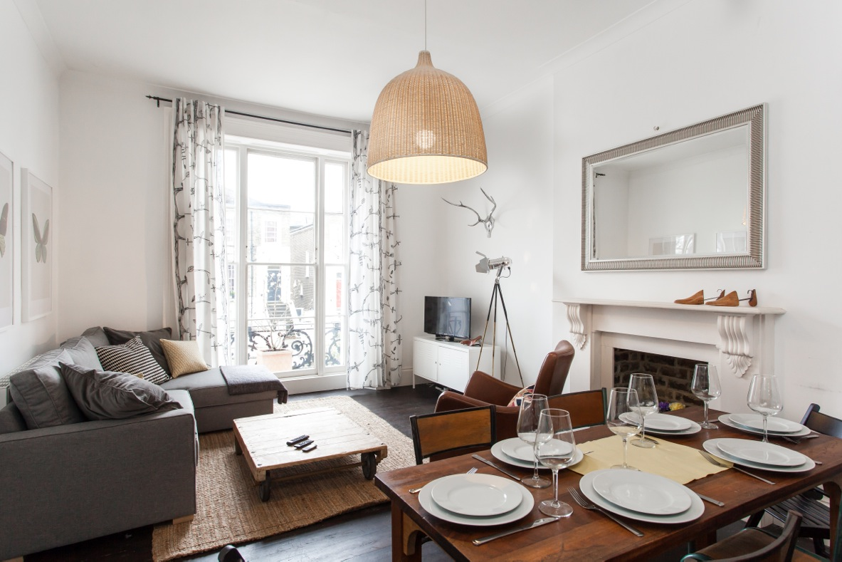 London - Stylish Camden 2 BR