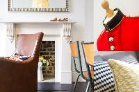 fine furnishings in London Stylish Camden 2 BR luxury apartment