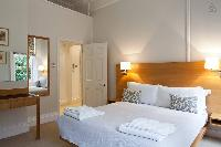 beautiful bedroom of London Doughty 2 Bedroom luxury apartment