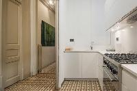 modern kitchen appliances in Barcelona - Luxury Cornelia luxury apartment