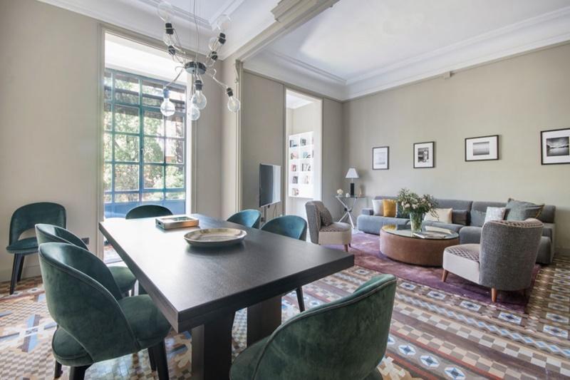 bright and breezy Barcelona - Luxury Cornelia luxury apartment