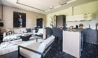 neat furnishings in Barcelona - Luxury Iggy luxury apartment