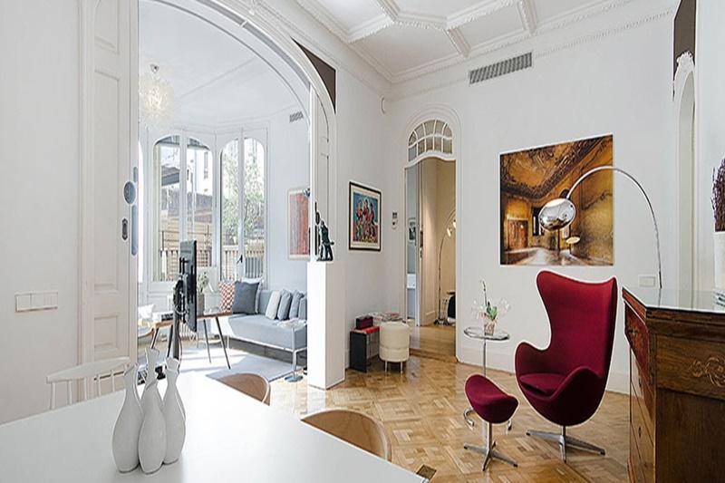 spacious Barcelona - Elegant Julieta luxury apartment