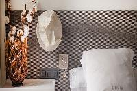 fresh and clean bedroom linens in Barcelona - Urban Olivia luxury apartment