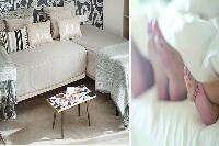 nice interiors of Barcelona - Urban Olivia luxury apartment