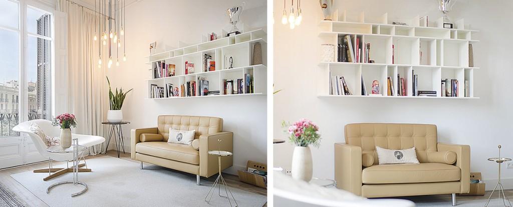 chic Barcelona - Gorgeous Valentina luxury apartment