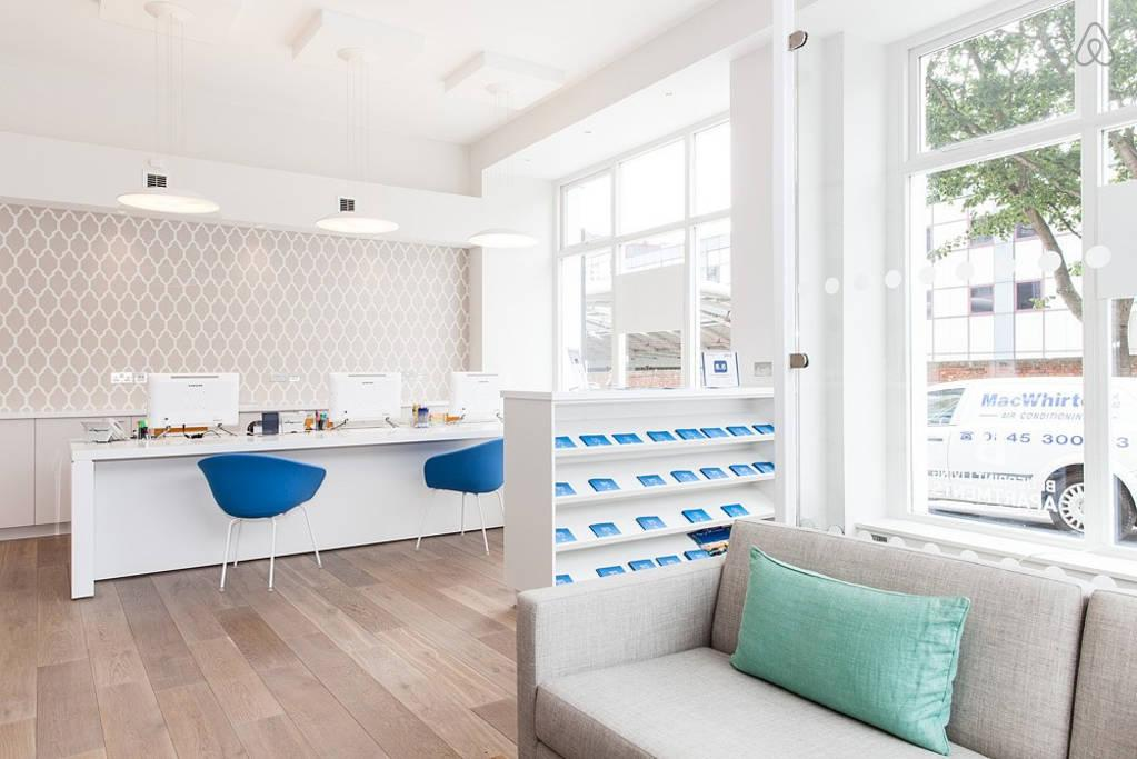 charming and chic London Farringdon luxury apartment and holiday home
