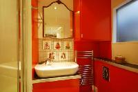 energizing bathroom interio