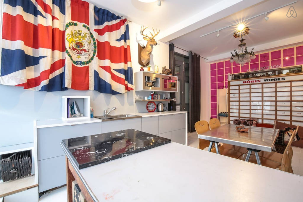 awesome London Framery Studio Workshop luxury apartment and vacation rental