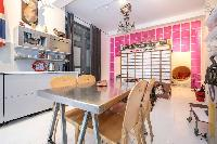 beautiful London Framery Studio Workshop luxury apartment and holiday home