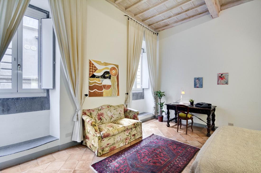 well-apoointed Rome - Stunning Navona luxury apartment