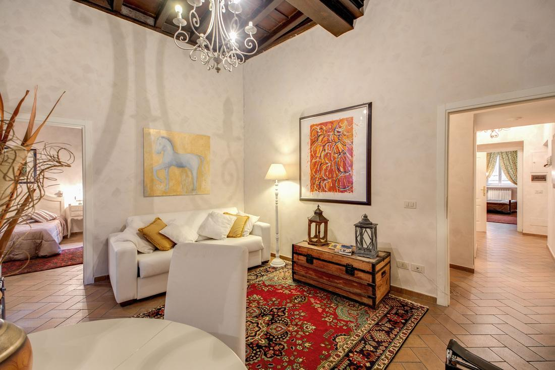 charming Rome - Navona Enchant luxury apartment and vacation rental