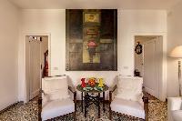 pretty chairs in Venice - Charming Magic Venice luxury apartment