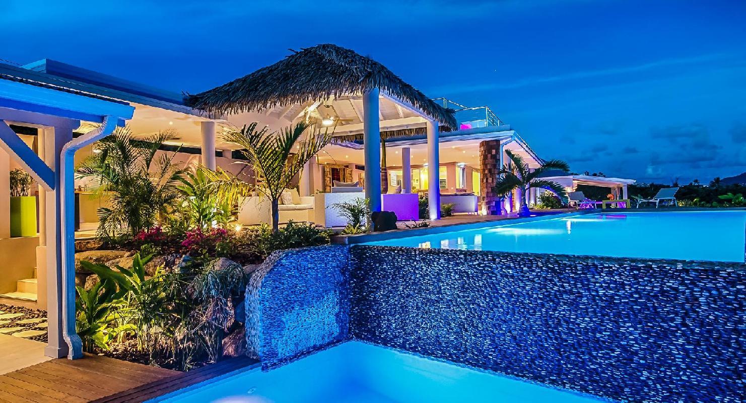 Caribbean - Villa Bahia Blue