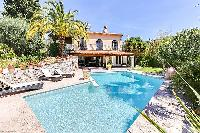 splendid Cannes - Palm Spring Villa luxury apartment and vacation rental