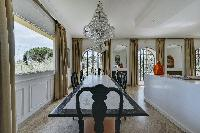 exquisite dining room of Cannes - Palm Spring Villa luxury apartment