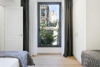 cool windows of Barcelona - Palou Deluxe 1 luxury apartment