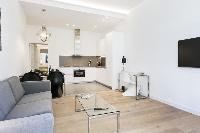 spacious Barcelona - Deluxe Palou Wide Living Room luxury apartment