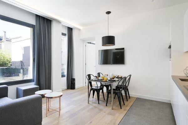 amazing Barcelona - Deluxe Palou 4 luxury apartment and vacation rental