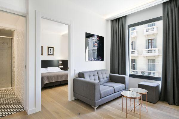 awesome Barcelona - Deluxe Palou 4 luxury apartment and holiday home