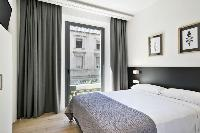 cool access to the balcony of Barcelona - Deluxe Palou Suite Apartment luxury holiday home and vacat