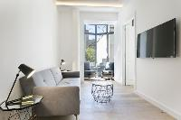 fully furnished Barcelona - Deluxe Palou Suite Apartment luxury holiday home and vacation rental