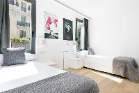 nice interiors of Barcelona - Deluxe Palou Superior Apartment luxury holiday home and vacation renta